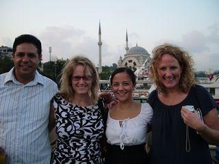 CAORC Istanbul Kerry Terry Riadh Rana