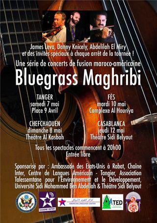 TALIM bluegrass poster
