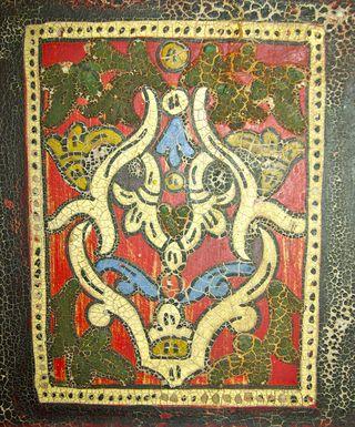 TALIM Calendar 8 Door detail A