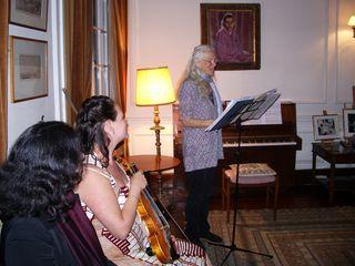 TALIM ALC Bowles concert Zohra