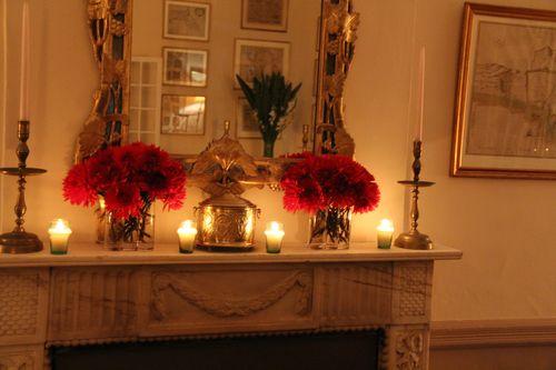 TALIM Madison Isa fireplace