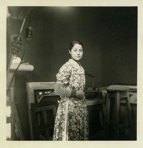 TALIM Zohra McBey studio