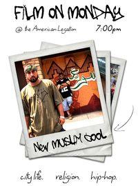 TALIM Poster New Muslim Cool