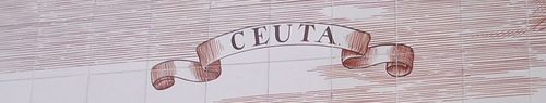 TALIM Ceuta tile closeup