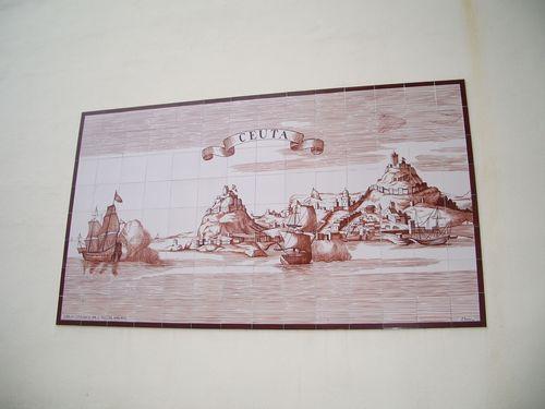 TALIM Ceuta tiles