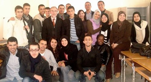 TALIM Moroccan American Studies student group