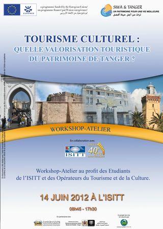 TALIM ISITT Tourisme Culturel affiche