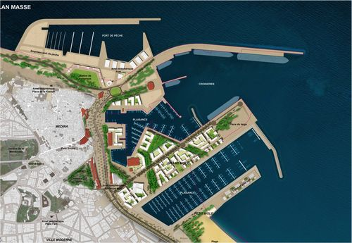TALIM SAPT port overview