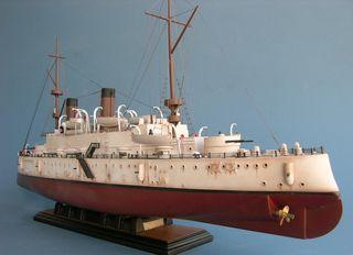 TALIM USS Olympia Modelshipmasterdotcom
