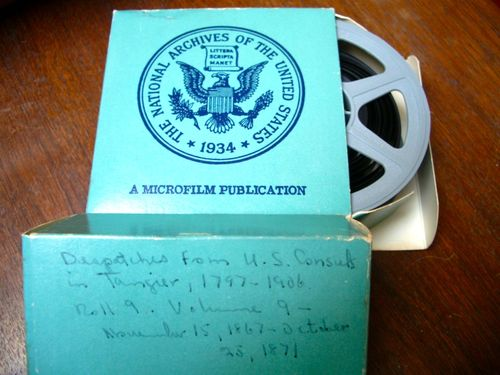 TALIM Microfilm Archives