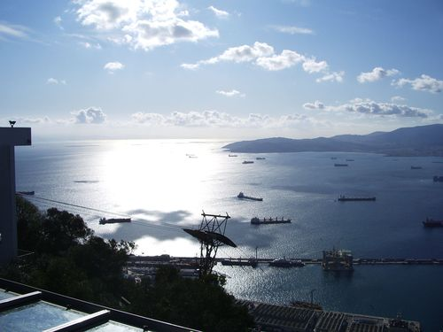 TALIM Algeciras Bay from Gibraltar