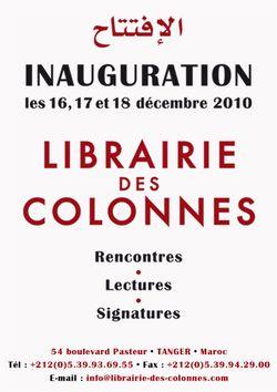 TALIM Librairie des Colonnes
