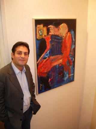 TALIM AIMS scholar Wissam