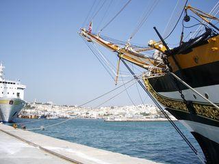 TALIM Amerigo Vespucci Tangier Medina