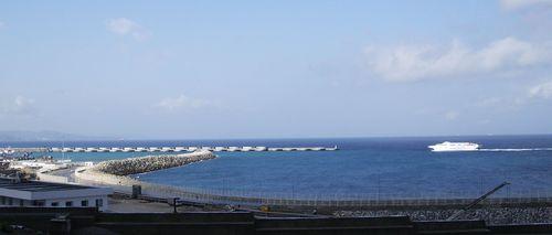 TALIM Port Tanger Med Ferry