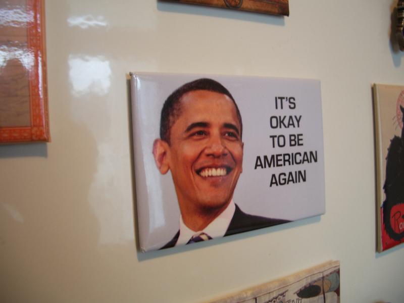 Obama Okay American - 1