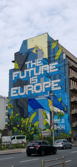The Future is Europe - 1